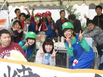 【桜雪祭】