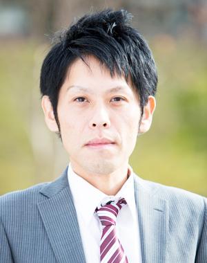 理学療法学科 専任教員 橋本 広徳