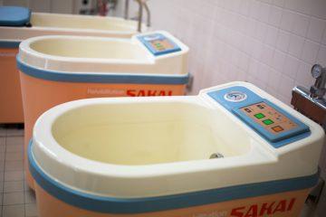 水治療法機器