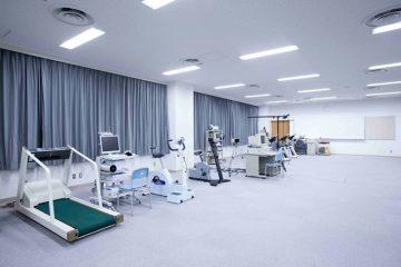 高齢者福祉研修施設 健康増進室
