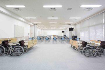 高齢者福祉研修施設 介護予防研修室