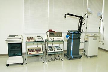 レーザー・電気・温熱治療機器
